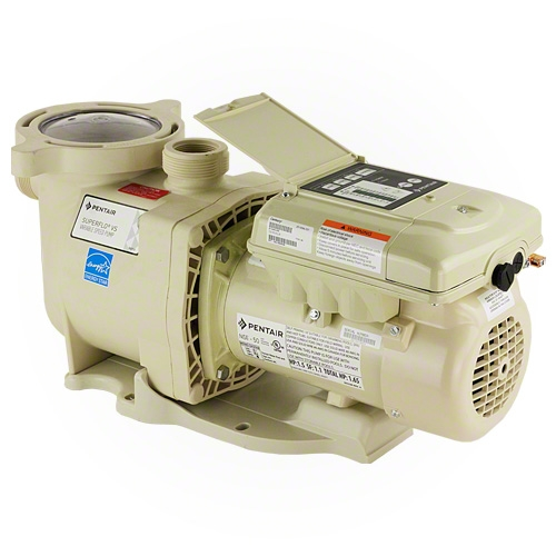 Battles of the pool pumps pentair superflo vs pool pump for Pool motor replacement cost