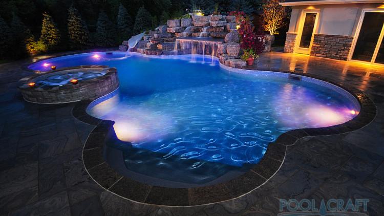 Custom Inground Pools Design Install Pool Craft
