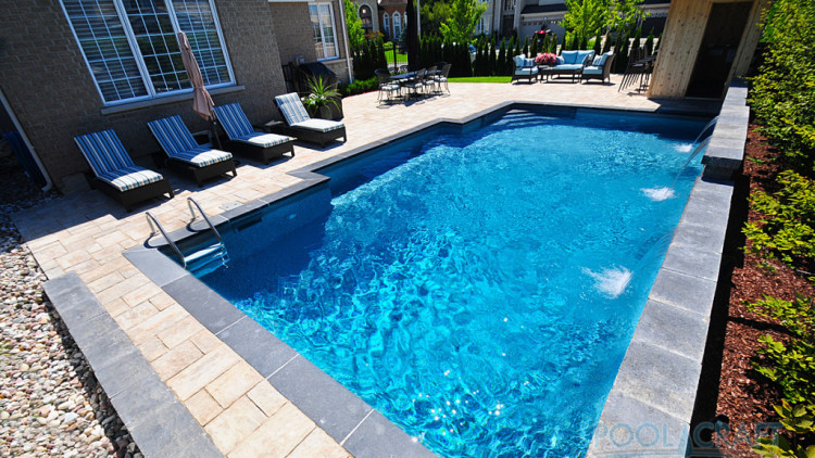Custom inground pools design install pool craft for Pool design richmond va