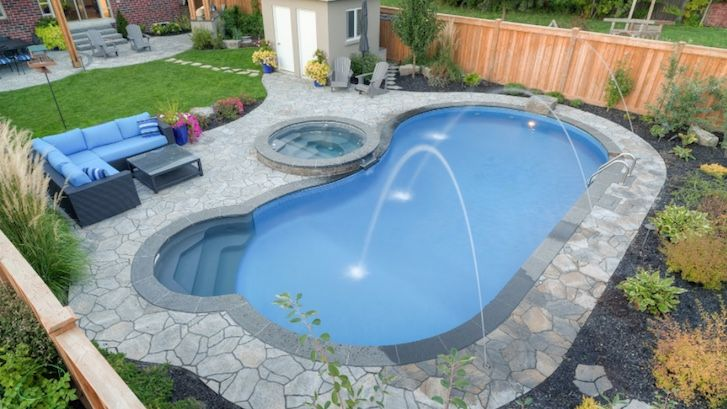 The future of swimming automation modern technology in pools for Pool design handbook