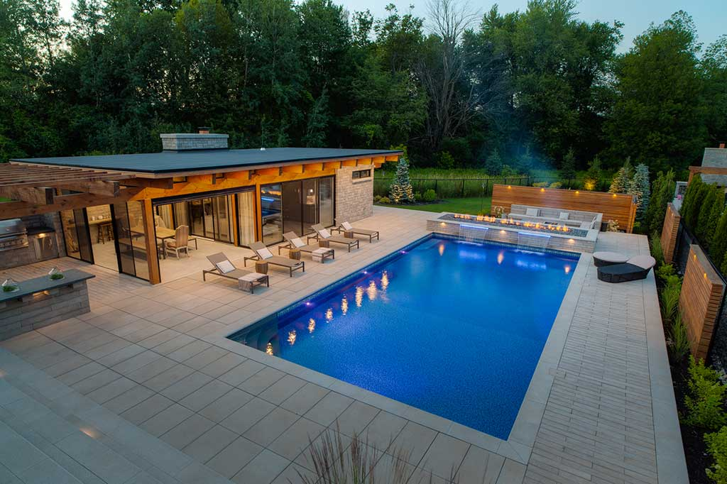 In Ground Swimming Pool Design Install Amp Service Pool Craft