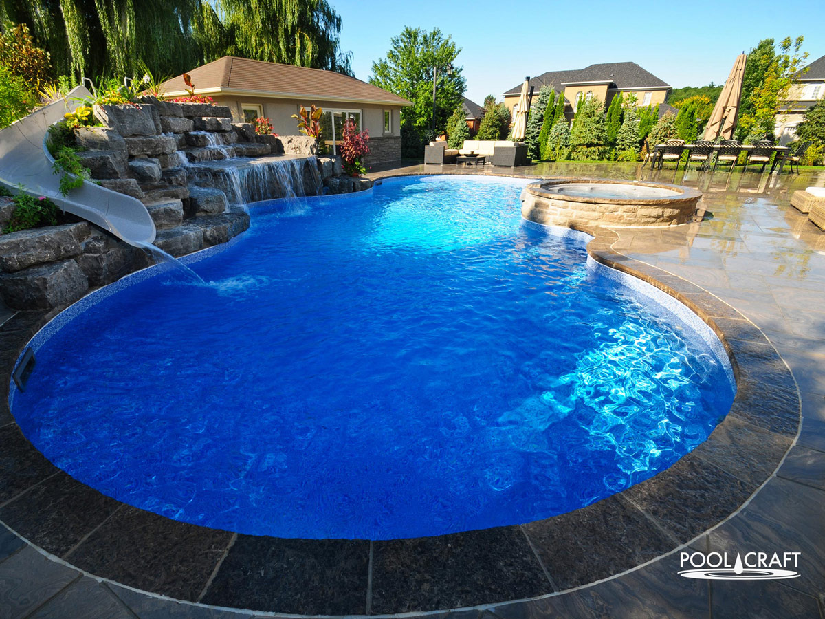 Water Features - Pool Craft